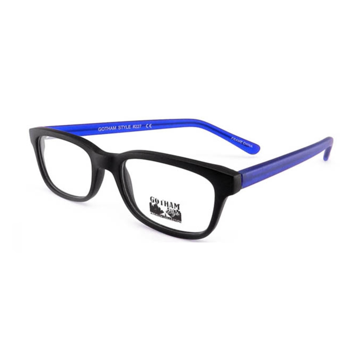 Gotham 227, color black/blue