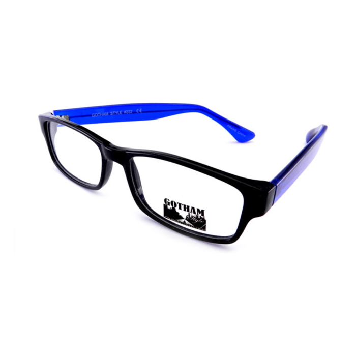 Gotham 222, color black/blue